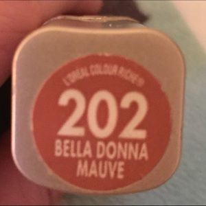 ideal Makeup - NWOT ideal Bella Donna Mauve Lipstick
